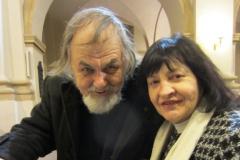 Ivana Loudová s Janem Málkem 3. 12. 2011